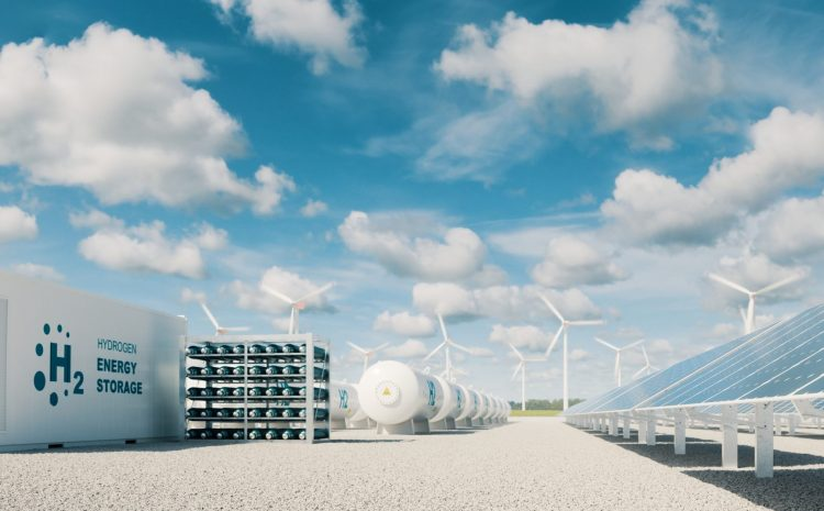 Empresas chilenas buscan incorporar hidrógeno verde en redes de gas natural